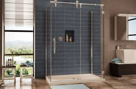 Frameless Shower Door Sliding by Shower Valuable Frameless Shower Doors Over Tub Glorious