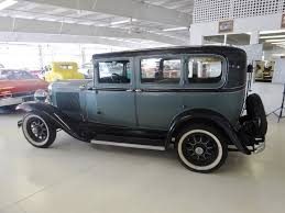 sedan 4 door 1931 buick 8 4 door touring sedan stock 632549 for sale near