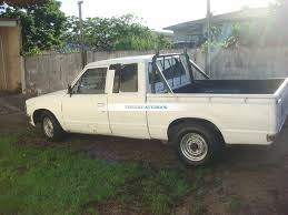 nissan datsun hatchback tau nissan datsun 720 pickup sold the trinidad car sales