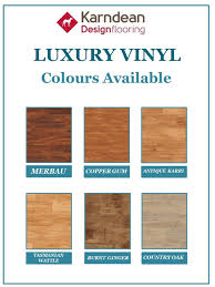 Karndean Laminate Flooring Karndean Looselay Tasmanian Wattle Series One Wood Look
