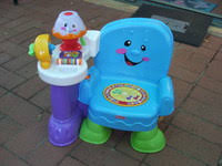 Fisher Price Activity Chair Armadale Community Family Centre Toy Library