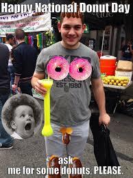 Funny Donut Meme - donut boy quickmeme