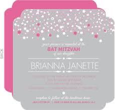 bas mitzvah invitations bat mitzvah invitations