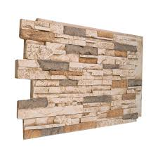 Faux Stone Column Wraps by Faux Stacked Stone Wall Panels Buy Faux Stone