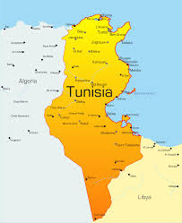 map of tunisia with cities tunisia map with cities blank outline map of tunisia