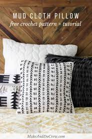 Knitted Cushions Free Patterns 145 Best Pillows And Cushions Knit U0026 Crochet Images On Pinterest