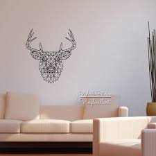 Deer Home Decor by High Quality Deer Wall Decals Buy Cheap Deer Wall Decals Lots From