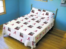 Alabama Crimson Tide Comforter Set Alabama Crimson Tide Throw Blanket Bedspread Alath Alabama