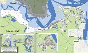Map Of Hilton Head Sc Palmetto Bluff Legal Map