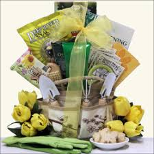 gardening gift basket gift basket for gardeners for sowing seeds of caring gift