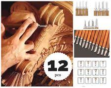 Wood Carving Tools Beginners Uk by Craft Wood Carving Hand Tools Ebay