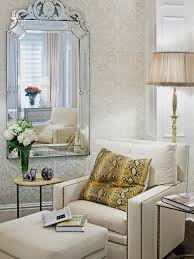 photos hgtv white art deco master bedroom sitting area with
