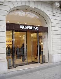 siege nespresso the brandgym nespresso generation branding