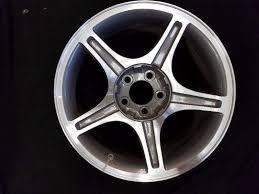 used ford mustang wheels used 2001 ford mustang wheels wheel 17x8 5 spoke gt w o exposed