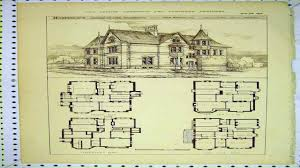 queen anne house plans antique victorian home plans