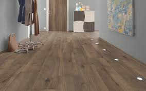 Quick Step Andante Natural Oak Effect Laminate Flooring H1003 Valley Oak Mocca Is A Dark Wood With A Natural Authentic