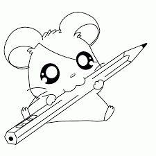 cute cartoon animals coloring pages kids coloring