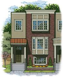 Row House Floor Plan by Floor Plans Northgate Village Rowhomes North Kansas City