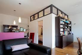 amenager chambre dans salon une chambre au milieu du salon architecture d intérieur agence avous
