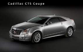 cadillac cts coupe 2009 production cadillac cts coupe revealed