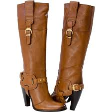 stylish motorcycle boots tabitha hi fashion motorcycle boots brown paolo shoes