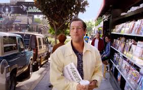 sandy wexler is adam sandler u0027s best movie since funny people