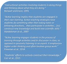 quote about learning from history active learning center for teaching vanderbilt university