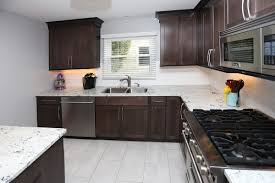 before and after stunning kitchen remodel in buffalo grove