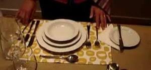 how do you set a table properly how to set a beautiful dinner table properly kitchen utensils