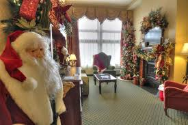 santa suite the inn at christmas place pigeon forge tn