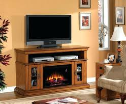 Portable Electric Fireplace Media Console Electric Fireplace Rustic Electric Fireplaces I