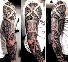 mechanic tattoos mechanic tattoo half sleeve