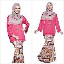Baju Kurung Moden Zaman Sekarang | baju kurung moden rosakkan tradisi gaya lebaran cari infonet