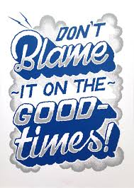 blame it on the boogie print club