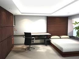 Japanese Small Bedroom Design Small Bedroom Design For Teenage Girls Varnished Wooden Bed Frame