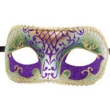 mardi mask purple green and gold mardi gras masks mardi gras supplies