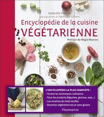 livre de cuisine pour d utant amazon fr encyclopedie de la cuisine végétarienne estérelle
