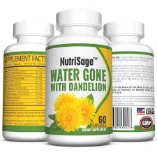 Dandelion Facts Amazon Com Premium Diuretic Water Pill With Dandelion U2013 Fights