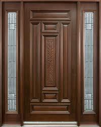 Solid Exterior Doors Wood Exterior Doors Exterior Doors Ideas
