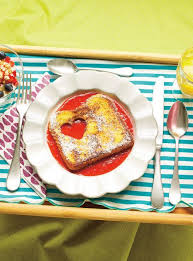 ricardo cuisine francais toast with strawberry sauce ricardo