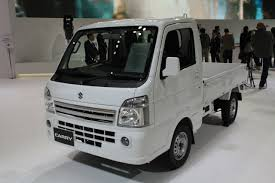 suzuki carry truck indian maruti suzuki carry will be decades apart from pakistani