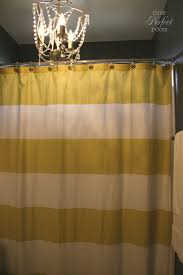 yellow and brown shower curtain bathroom interactive bathroom design ideas using light new