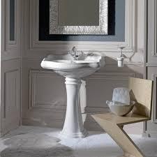 Pedestal Bathroom Sink by Kohler Portrait 27