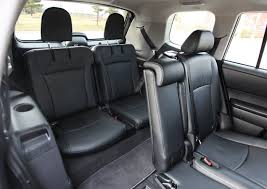 toyota rav4 third row seat what to look for when buying a used toyota highlander