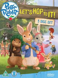 rabbit dvds rabbit let s hop to it dvd hmv store