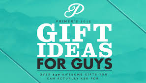 gifts ideas for guys 130 awesome gifts