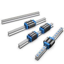 Top Guia linear de rolos / de precisão / para cargas pesadas / com  #WO37