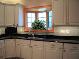 inspirational glass tile kitchen backsplash pictures gray