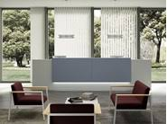 Z2 Reception Desk Modular Office Reception Desk Z2 By Quadrifoglio