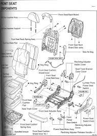 lexus gs 450h manual front seat diagram broken part clublexus lexus forum discussion
